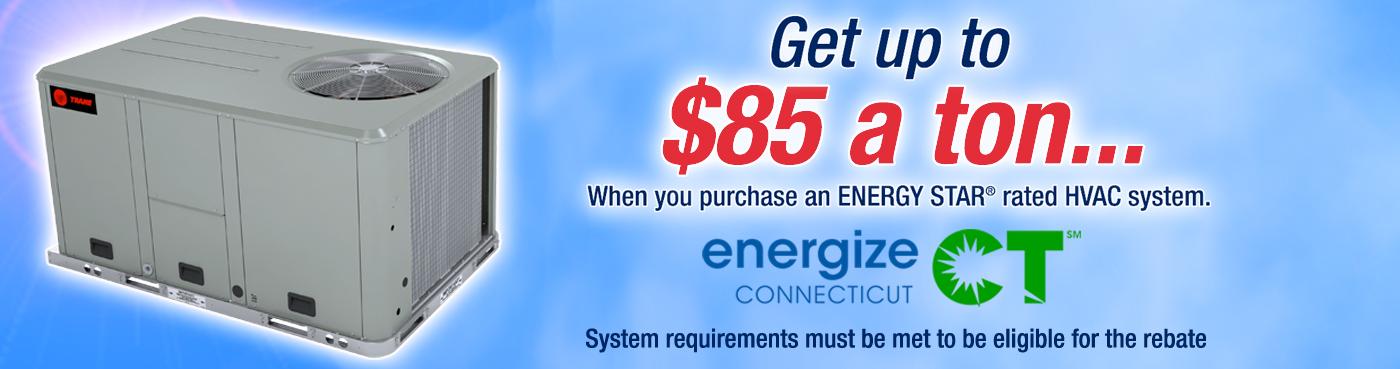 connecticut commercial hvac services energizect rebate