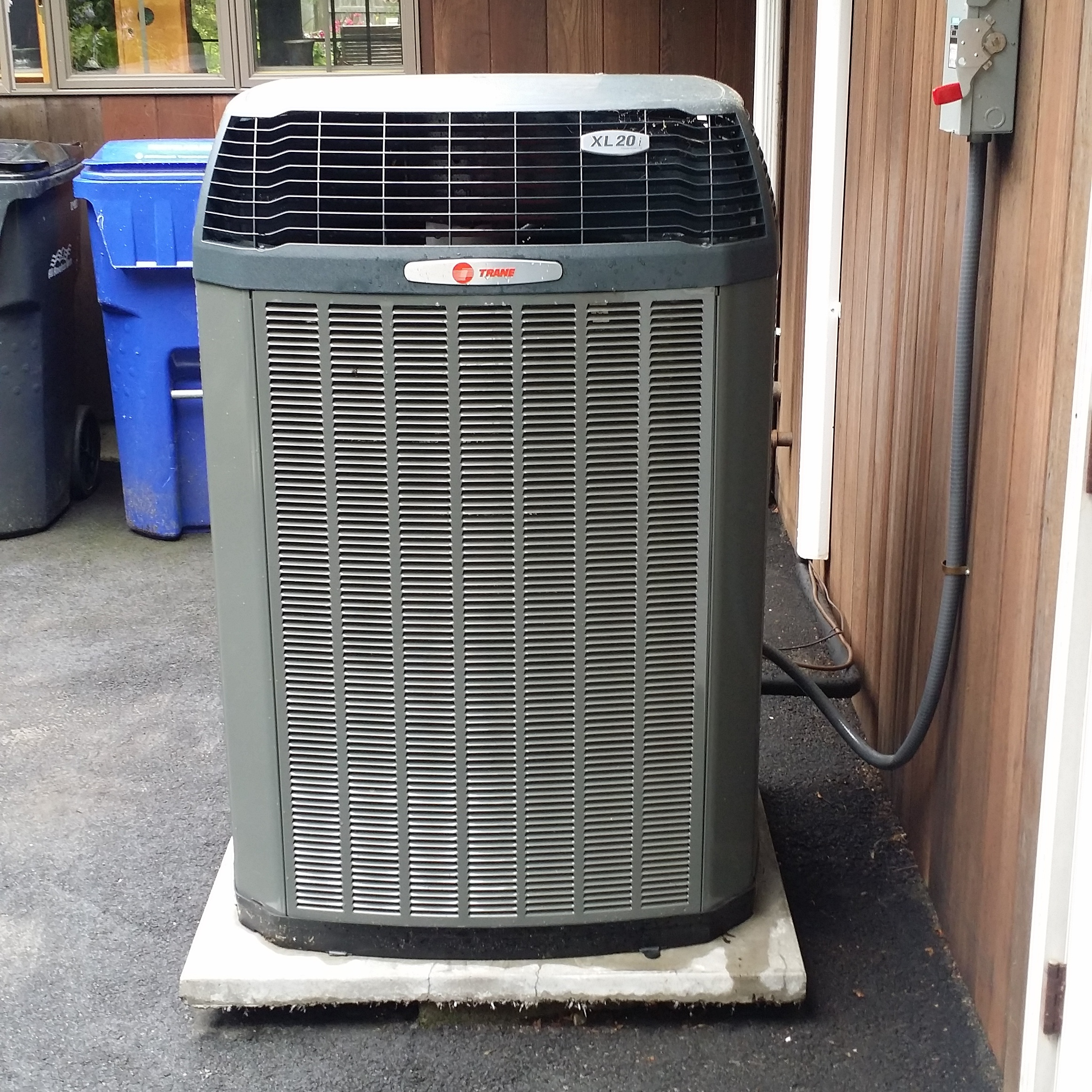 trane air conditioner. central air conditioning installation trane conditioner n