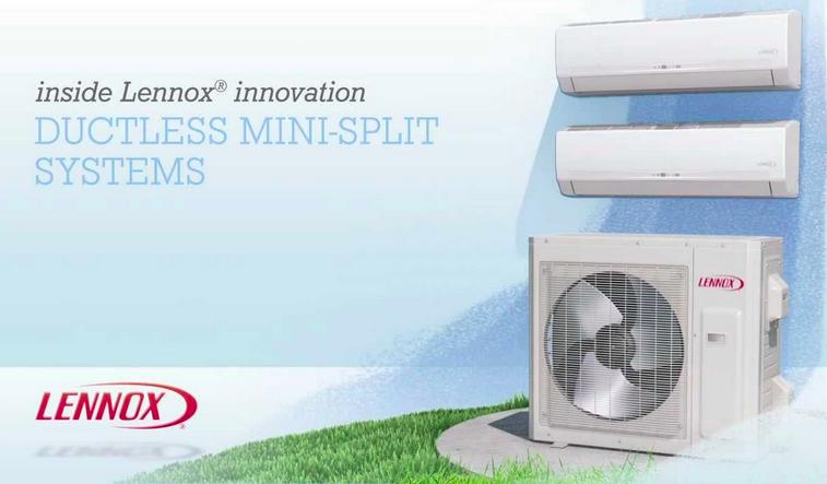 Connecticut Lennox Mini Split Installation, Service, and Repairs