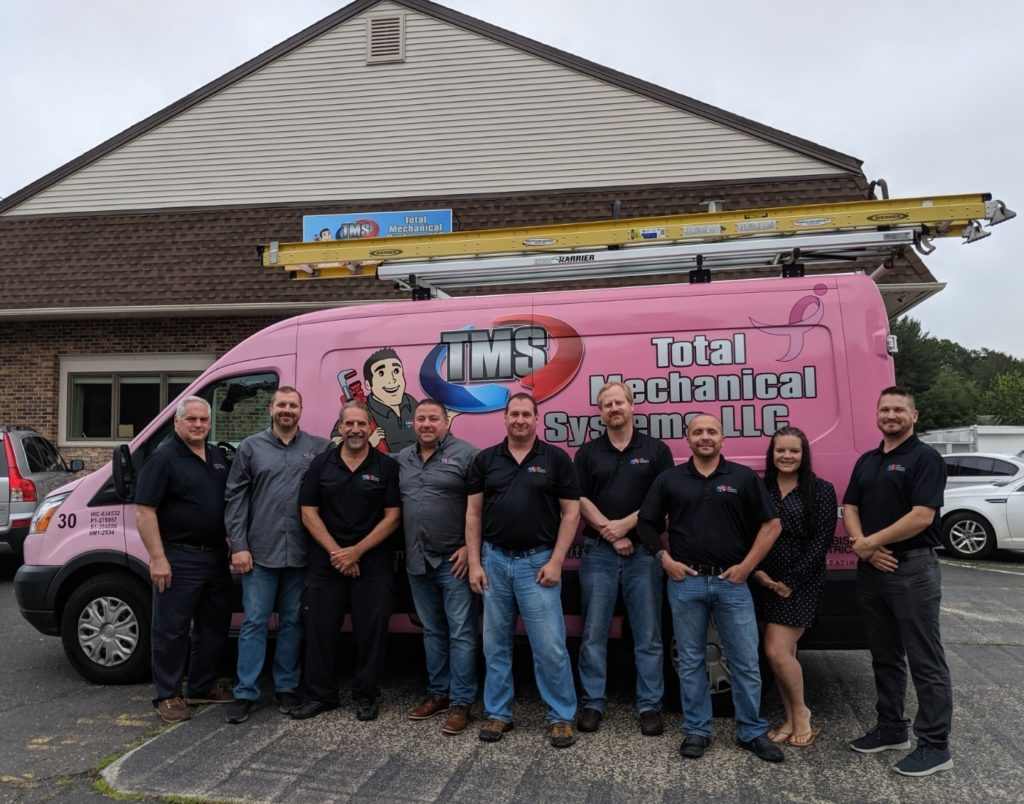 Sales Training SUCCESS! | Total Mechanical Systems, LLC