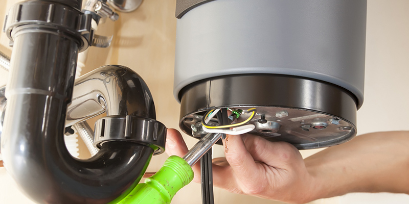Garbage Disposal Repair Installation Total Mechanical Systems Llc